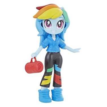 My Little Pony My Little Pony Equestria Girls Miniler Rainbow Dash Renkli